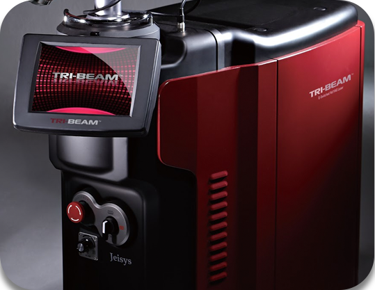 tribeam laser equipment